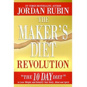Picture of Makers Diet Revolution book (1 copy)