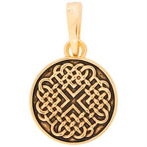 Picture of Celtic Knot Droplet